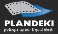 Plandeki - produkcja i naprawa - Krzysztof Sikorski