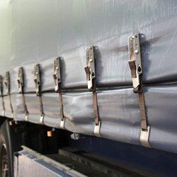 plandeki na ciężarowy samochód