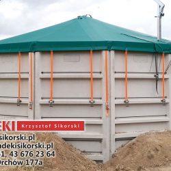 Plandeki na biogazownie